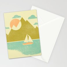 Lost Lake Stationery Cards