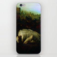 Sad Angel  iPhone & iPod Skin