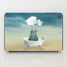 SHOWER CURTAIN iPad Case