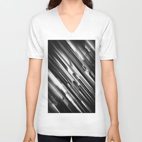 Come Together V-neck T-shirt