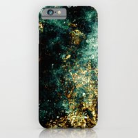 iPhone Cases featuring Abstract XIII by morenina
