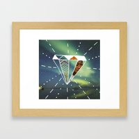 Another Day Another Diam… Framed Art Print