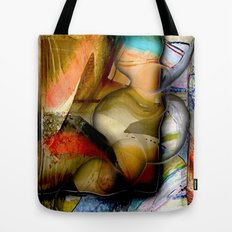 Paranormality Tote Bag