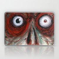 the fear Laptop & iPad Skin