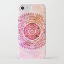 iPhone & iPod Case - Watercolor Mandala - RuthART