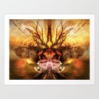 New Eden Art Print