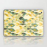 Des-integrated Tartan Pa… Laptop & iPad Skin