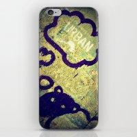 Urban Angle iPhone & iPod Skin