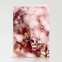 Spring in my Life - Blooming Blossom Stationery Cards