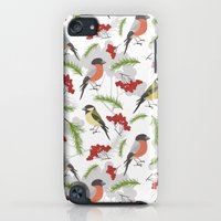 iPod Touch Cases featuring Birds. by Julia Badeeva