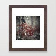 Heart Of Winter Framed Art Print