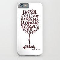 Drink - Oscar Wilde iPhone 6 Slim Case