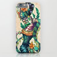 iPhone & iPod Case featuring Dance of the Dead by Tim Shumate