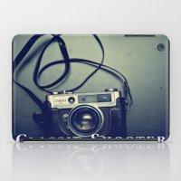 Classic Shooter iPad Case