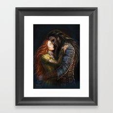 Eidolon Framed Art Print