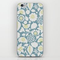 Flower Garden iPhone & iPod Skin