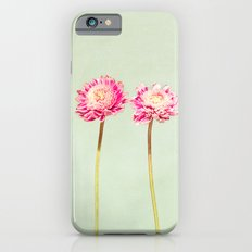 Flowers Two by Two Slim Case iPhone 6s