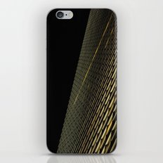 Night Building Facade iPhone & iPod Skin