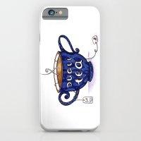 iPhone & iPod Case featuring Duali-Tea by Mariya Olshevska