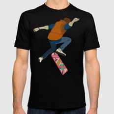 McFly SMALL Mens Fitted Tee Black