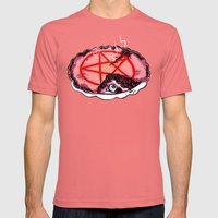Mrs.Crowley's Old Fashio… Mens Fitted Tee Pomegranate SMALL