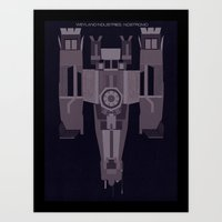 Weyland Industries: Nost… Art Print