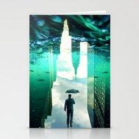Vivid Dream Stationery Cards