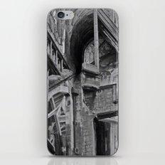 English Gothic (Halftone) iPhone & iPod Skin