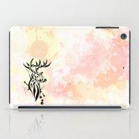 Stag Tribal  iPad Case