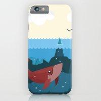 Hidden World iPhone 6 Slim Case