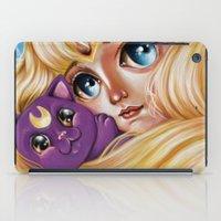 Sailor Moon and Luna iPad Case