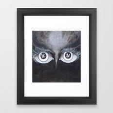 Windows to the Soul Framed Art Print