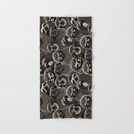 Hand & Bath Towel - Social Sloths - Huebucket