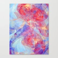 Sweet Rift Canvas Print
