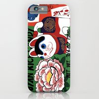 Botan Rice Candy Meow iPhone 6 Slim Case