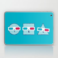 3D Shapes Laptop & iPad Skin