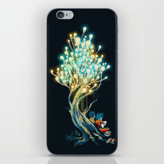 ElectriciTree iPhone & iPod Skin