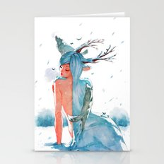 Snow Queen Stationery Cards