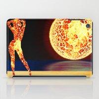 inferno  iPad Case