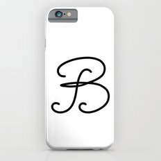 Letter  B iPhone 6 Slim Case