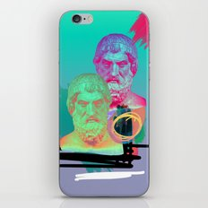 Sofocles iPhone & iPod Skin