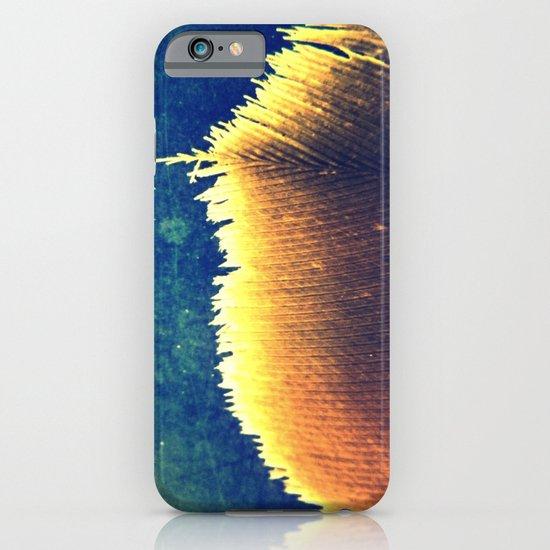 White Edge iPhone & iPod Case