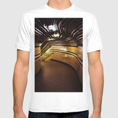 Christopher Street Mens Fitted Tee White SMALL
