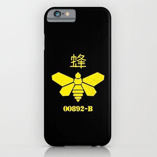 Heisenberg - Breaking Bad 892B Golden Moth iPhone & iPod Case