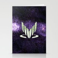 Spectral Stationery Cards