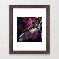 Drip Control Framed Art Print