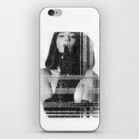 LUST OF LOVE iPhone & iPod Skin
