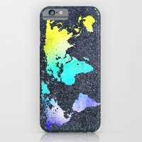 The World Belongs to you iPhone 6 Slim Case