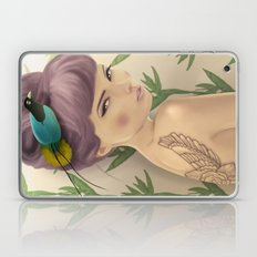 Paradise Bird Laptop & iPad Skin