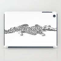 alligator iPad Case